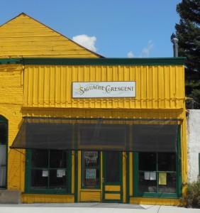 The Saguache Crescent: bringing Saguache County the news in print since 1879. Photo: Saguache Today