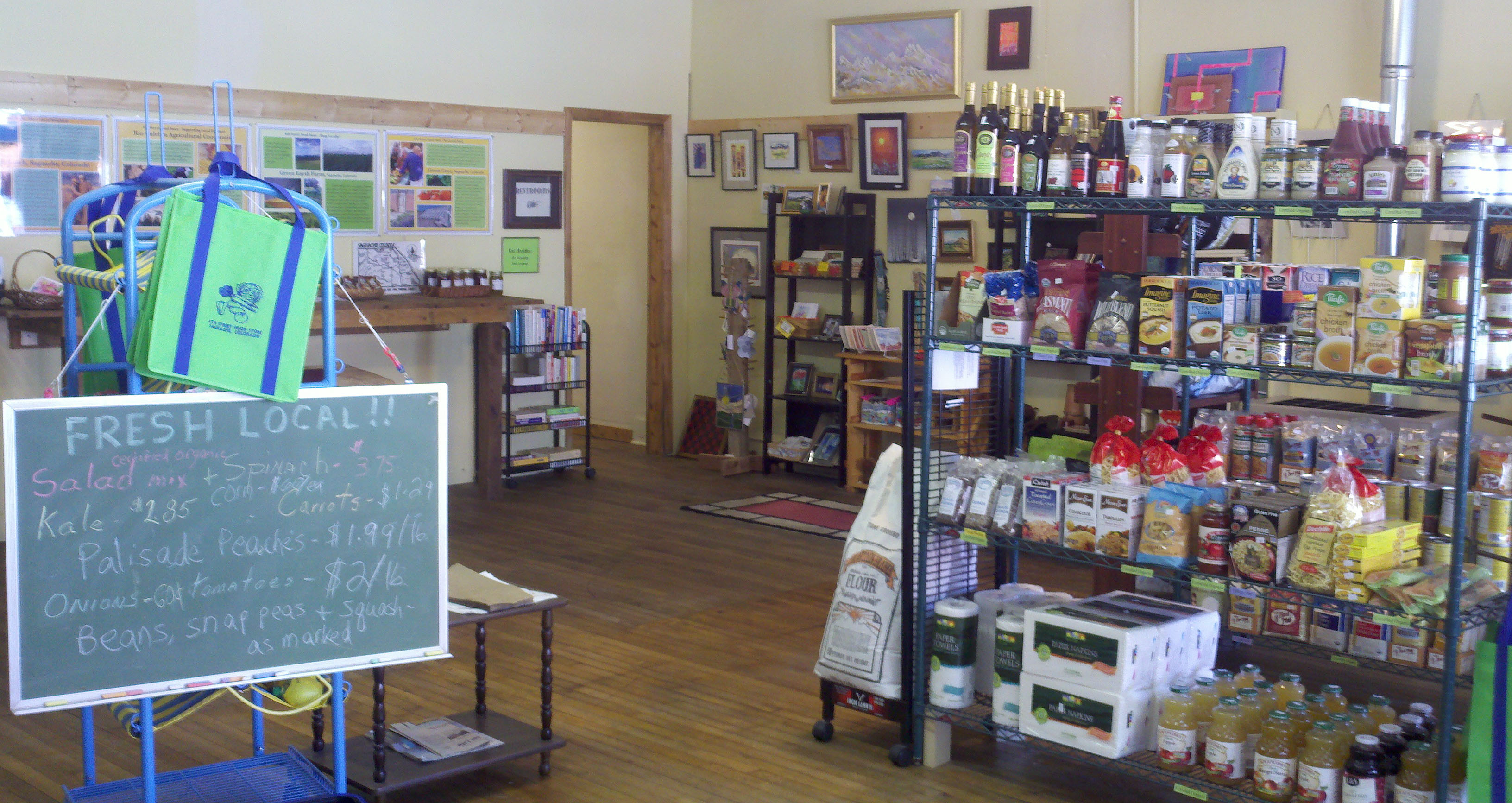 Latest news january 11 saguache today for What grocery stores are open today