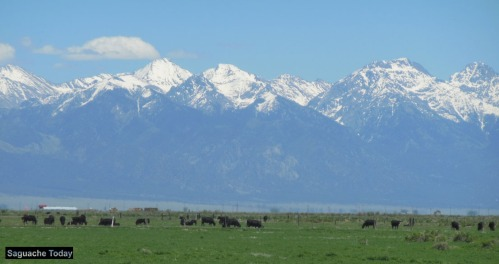 The San Luis Valley could benefit from the Colorado Heritage & Agritourism. Find out more at Thursday's conference. Photo: Saguache Today.