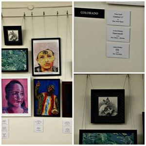 The 2015 Winners of the Congressional Art Competition. This year's deadline is fast approaching.
