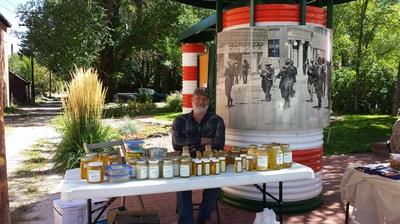"Local beekeeper Don Baker will present ""The Importance of Bees"" tonight at 6 p.m. at the Saguache Library"