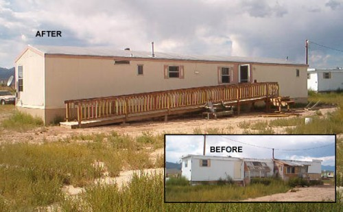 The San Luis Valley Housing Coalition designed the Home Rehabilitation Program to help qualified low-to-moderate income homeowners make the necessary repairs to their home.