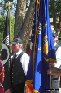 The American Legion Garcia Post 110 will lead the Memorial Day ceremonies this weekend in Saguache.