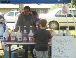 Food & craft vendor booths will be at Otto Mears Park on Saturday, May 28 from 9 a.m. to 4 p.m. Photo: Saguache Today