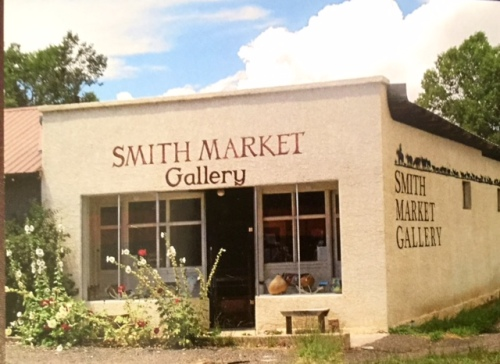 Saguache Artist Byron Williams' Smith Market Gallery is located at 301 5th Street in Saguache, Colorado. If you can't make the show in Del Norte, be sure to stop in the gallery this summer!