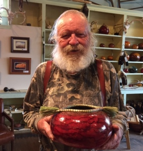 Saguache artist Byron Williams will exhibit a Retrospective Art Show in Del Norte this month. Photo: Smith Market Gallery