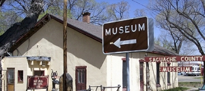 The Saguache County Museum opens for the summer season!