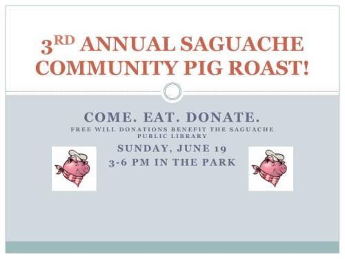 Pig Roast_Library Fundraiser
