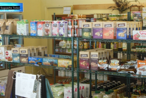 Eligible seniors can now receive a 20% discount 4th Street Food Store located in downtown Saguache, strtaign Oct. 15