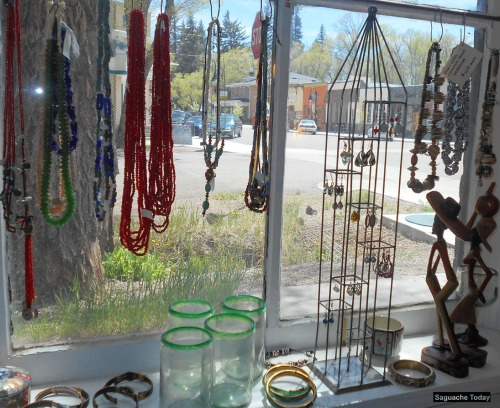 The Magpie Gallery stands as an anchor to an ever-growing arts and cultural district in downtown Saguache.