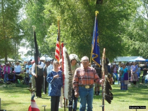 Saguache's Annual Pow-Wow will be held at Otto Mears Park on Saturday, Aug. 27. Photo: Saguache Today