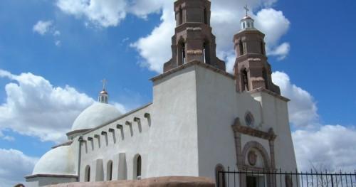 The Women's Retreat will include a trip to Capilla De Todeos Los Santos.