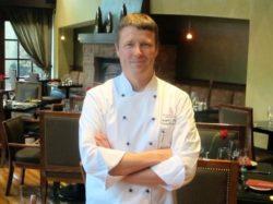 Chef Jesper Jonsson