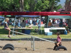 From circus performers to live music, the Fall Festival will have a variety of entertainment. Photo: Saguache Today.