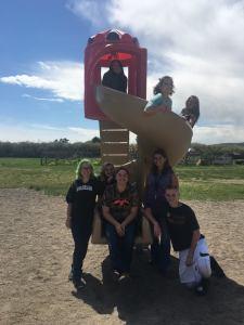 The Mountain Valley Schools Sopcial Media enrichment team. Photo: @MVSpeak
