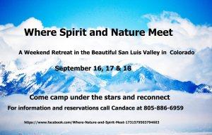 Where Nature Spirit Meet