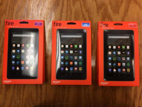 Win a Fire Tablet when you attend Parent Teacher Conferences today and tomorrow at Mountain Valley Schools.