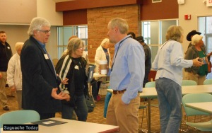 More than 50 people where in attendance at the 2017 San Luis Valley Tourism Association conference held Febrary 21. Photo: Saguache Today/Kathy Bedell