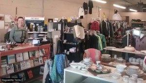 Mercantile Thrift Store Saguache Today
