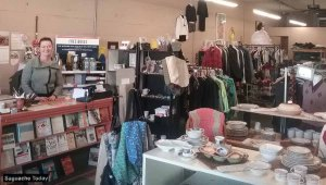 Mercantile Thrift Store Saguache Today