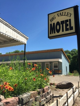 Big Valley Motel