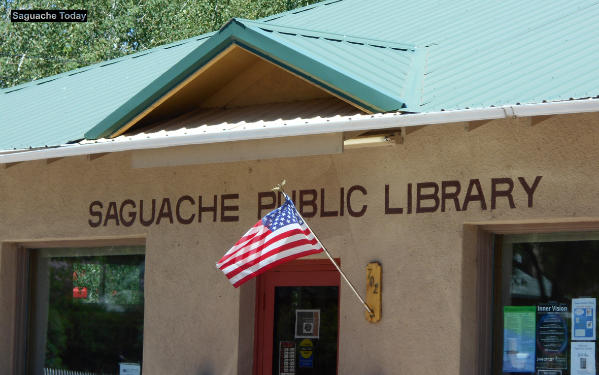 Saguache_Library_Flag