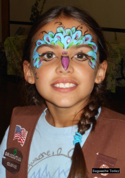 Girl scouts_Face Painting