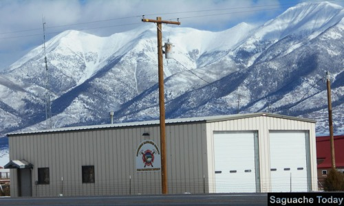 Villa Grove Fire Station_Saguache Today