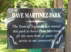 Dave Martinez Park