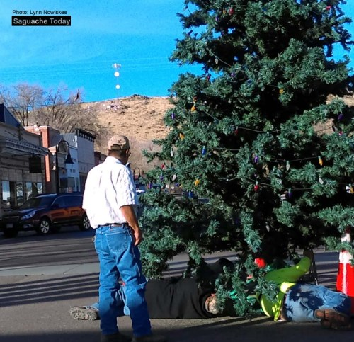 Saguache Christmas Tree