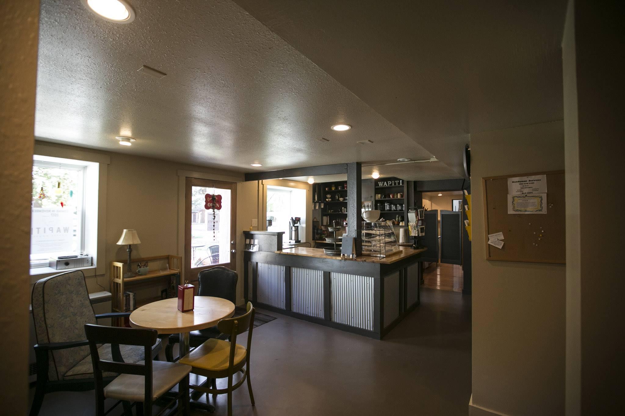 The Wapiti Coffee House
