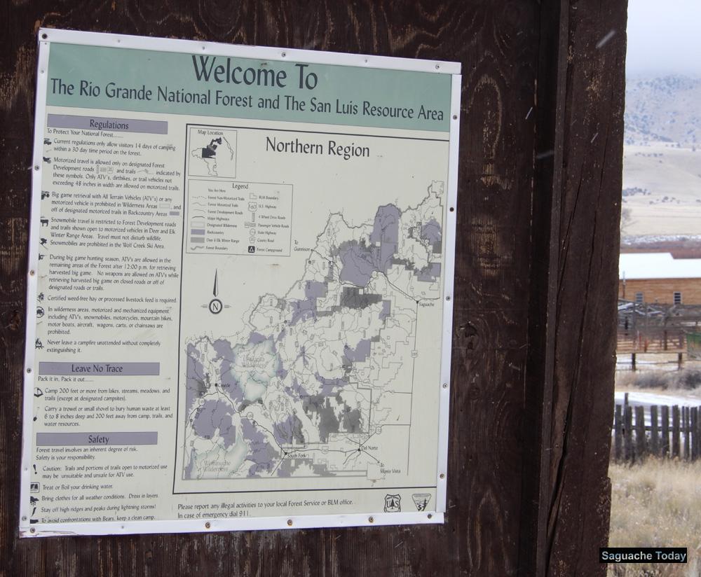 Bishop Investigation_Forest Sign