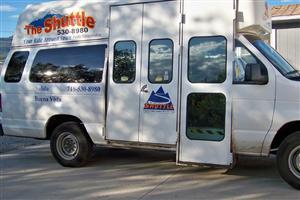 Chaffee Shuttle bus