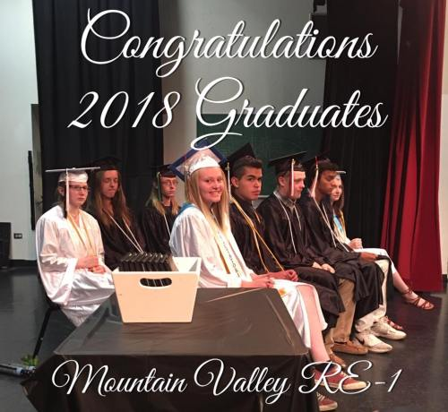 MVS Graduates 2018
