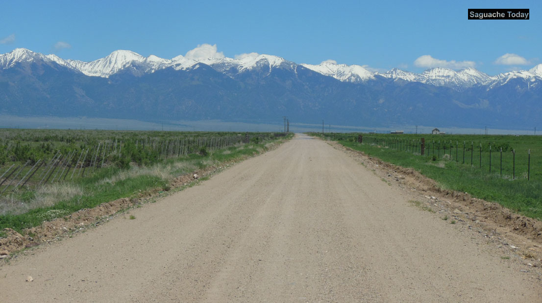 SanLuisValley_Open Road