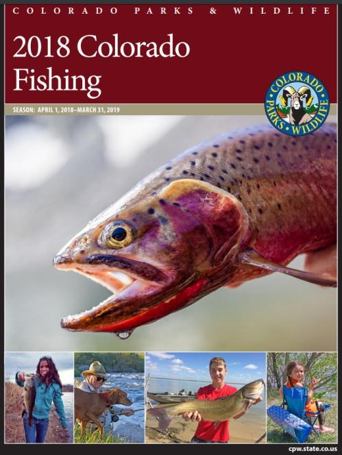Fishign Guide 2018