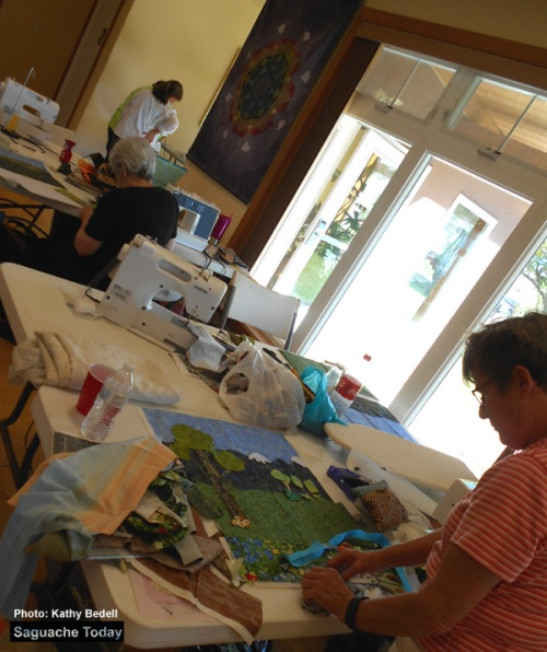 Quilting Conference_HardAtWork_Saguache Today