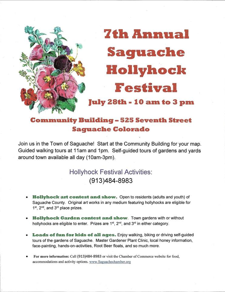 Hollyhock Festival
