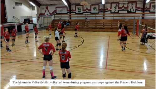 Volleyball players dedication_school_Saguache Today_1
