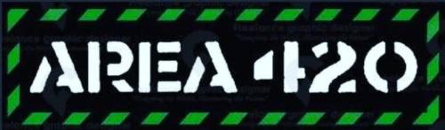 Area 420 logo