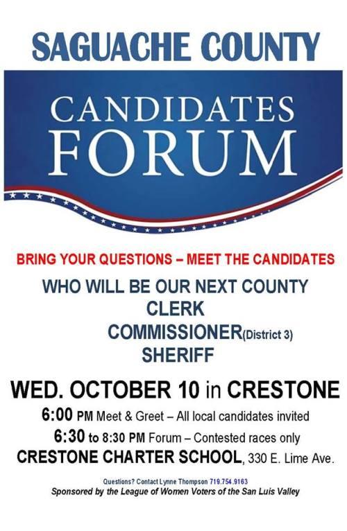 Crestone Forum