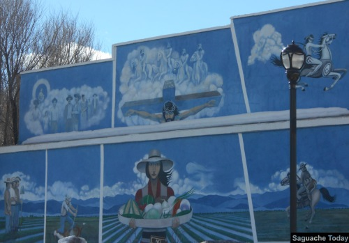 San Luis Mural