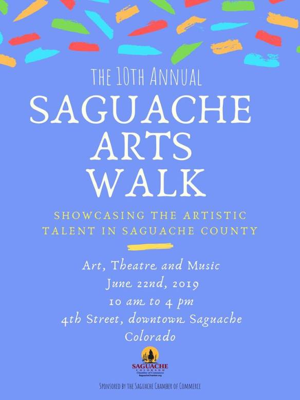 Celebrate The Arts in Saguache Today   Saguache Today